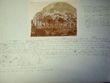 Album Photo et cartes postales. Album photo contenant des photos de New-York, Versailles, Algérie (dont Kbor-er-Roumia), Jersey, vers 1897-1899 et ...