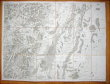 Carte de la région de Strasbourg ; Carte de la région de Colmar. (2 cartes entoilées sous étui commun).. PICQUET, Charles