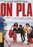 AFFICHE DE CINEMA - BON PLAN. LUDIVINE SAGNIER - VERONIQUE BALME