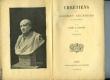 CHRETIENS ET HOMMES CELEBRES AU XIXème SIECLE. BARAUD A. L'ABBE