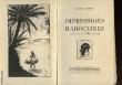IMPRESSIONS MAROCAINES. BERTHEL JANINE