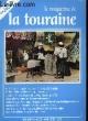 Le Magazine de la touraine N°22. BOHBOT DAVID ET SAINT-CRICQ JACQUES