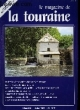 Le Magazine de la Touraine N°8. PECHINOT JEAN-LUC & COLLECTIF