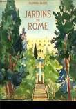 Jardins de Rome. FAURE Gabriel