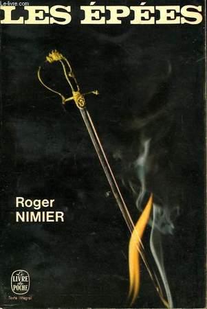 Roger NIMIER Les épées