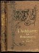 L'ARCHITECTURE DE LA RENAISSANCE - Bibliothèque de l'Enseignement des Beaux-Arts.. PALUSTRE LEON
