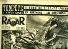 Radar n° 243 - En 20 secondes, Guernez soufflé par la tempête, Vietnam : mobilisation de 30.000 hommes, Le salon de l'auto ouvre ses portes : voici la ...