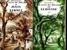 JULIA VERNET TOME 1, LUDIVINE TOME 2 , DOMINIQUE VERNET TOME 3.. BARBIER ELISABETH.