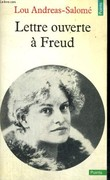 LETTRE OUVERTE A FREUD - Collection Points n°187. ANDREAS-SALOME LOU