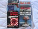 - KOENIG. Les armes de la terreur. Editions E.P.A. - GHEYSENS, GRAND RY, ROMAIN, BERNARD, NAKADA, TOKOIn HABERLEIN. La machine de guerre japonaise. ...
