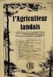 L'AGRICULTURE LANDAIS - N°24. COLLECTIF