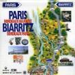 PARIS (BORDEAUX BIARRITZ) BIARRITZ (BORDEAUX PARIS). COLLECTIF