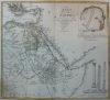 Karte von Egypten. Vaugondy, Robert (1688–1766), Royal geographer