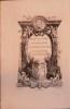 La société galante et littéraire au XVIII° siècle. . BONHOMME (Honoré)