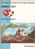 50° Congrès des Sociétés philatéliques françaises. ANNECY 1977. Exposition nationale. Catalogue..