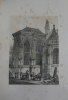 Architecture of the Middle Ages drawn from nature and on stone by Joseph Nash. London, Maclean, 1838.. NASH (Joseph).