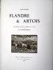 Flandre & Artois. Avec douze eaux-fortes et quarante et un bois de G. VANDENBERGUE.  . JEAN-ROBERT.