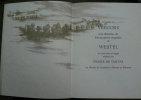 Le Silence de la mer. Lithographies originales de Westel. . VERCORS.