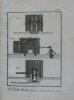 Architecture et parties qui en dépendent. Planches provenant de la Nouvelle édition du Dictionnaire raisonné des sciences, des arts et des métiers, ...