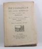 Physiologie des eaux minérales de Vichy en Bourbonnois. MARESCHAL (Claude)