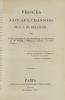 Procès fait aux chansons de P.-J. de Béranger; avec le réquisitoire de Me Marchangy; le plaidoyer de Me Dupin, l'arrêt de renvoi, et autres pièces. ...