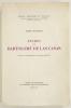 Etudes sur Bartolomé de Las Casas, réunies avec la collaboration de Raymond Marcus. BATAILLON (Marcel)