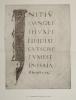Collection de M. L. D. Manuscrits avec miniatures du IXe au XVe siècle.