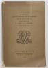 Catalogue des livres relatifs à l'histoire de Paris et de ses environs composant la bibliothèque de M. l'abbé L. A. N. Bossuet curé de Saint Louis en ...