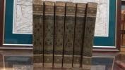 Histoire de l'Admirable Don Quichotte de La Manche.  6 vols..