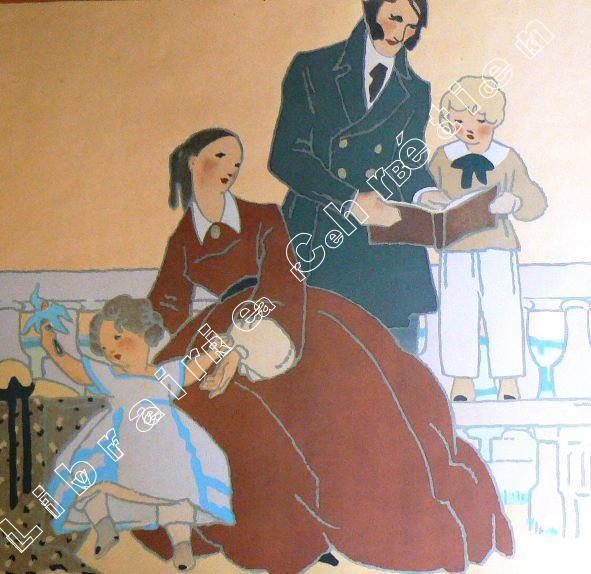 """""""En famille au pays basque"""". ."""