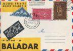 Lettre des îles Baladar.. PREVERT (Jacques).