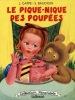Le pique-nique des poupées. . CAPPE (Jeanne).