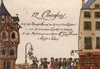 """""""Monsieur de Marlborought-12 chansons"""".. POIRET (Paul)."""