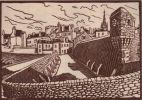 Saint-Malo de Bretagne. . DERVEAUX (Daniel).
