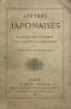 Lettres Japonaises sur la civilisation en Europe comme produit du christianisme et la voie qu'elle suit actuellement.. [Figanière, Vicomte Frederico, ...