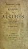 Livre (Le) des Augures contenant 450 présages recueillis dans les traditions de tous les pays.. Sawyer (Jeanne-Lydie) :