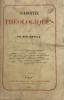 Curiosités théologiques par un bibliophile.. [Brunet (Pierre-Gustave)]