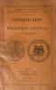 Grand Orient de France. Constitution et Règlement général de la Fédération..