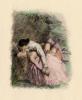 Les Baisers. Illustrations de P.-E. Bécat.. Dorat - Bécat :