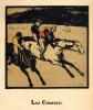 Almanach de douze Sports. 1898. Etude sur William Nicholson et son Art par Octave Uzanne.. Nicholson (William) :
