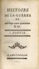 Histoire de la guerre de mil sept cent quarante et un.. [Voltaire]