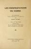 Manifestations (Les) du Karma. Onze conférences faites à Hambourg du 15 au 28 mai 1910. Préface de Mme Marie Steiner. Traduction française faite avec ...