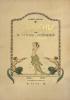 Xanthis ou la vitrine sentimentale. Illustrations en couleurs de Gustave Adolphe Mossa.. Samain (Albert) :