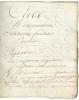 Manuscrit du XVIIIe siècle : Codex Medicamentarius Saluberrinae Facultatis Parisiensis [titre d'entrée].. [Pharmacopée]
