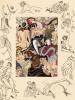 Réunion de deux ouvrages : Editions Eryx à Paris ; in-8, en ff. sous chemise et étui (rel. moderne) :. [Gradassi]
