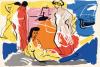 Empire (L') Occitan ou l'éternelle Colonie. Illustrations de Pierre Ambrogiani.. [Ambrogiani] Romefort (Jacques de) :