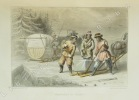 Voyage pittoresque en Russie, suivi d'un voyage en Sibérie par M. R. Bourdier. Illustrations de MM. Rouargue, Outwaith et Kernot.. Saint-Julien ...