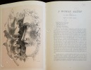 Verve. French review of Art. Volume II, N°5-6 july-october 1939. La figure humaine..