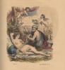 Oeuvres. Illustrées par MM. Tony Johannot, J.-J. Grandville et Devéria. Avec une notice par M. Daunou.. Boileau :
