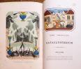 Théatre des Marionnettes du jardin des Tuileries. Texte et compositions des dessins par M. Duranty.. Duranty (Edmond) :
